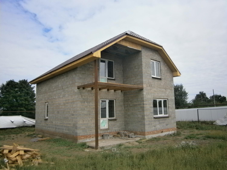 Балкон из керамзитобетона вибратор для бетона купить в москве цены