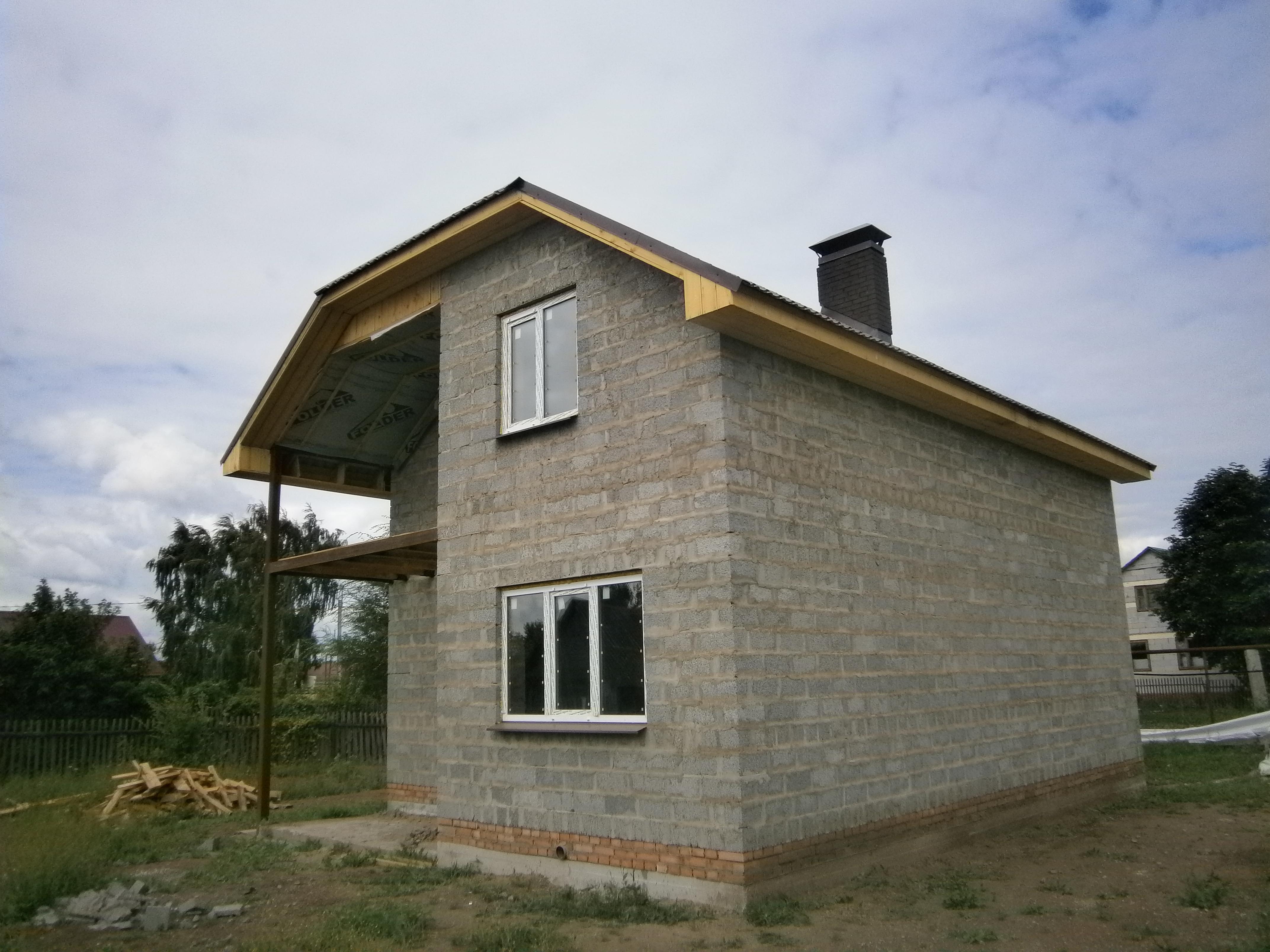 Керамзитобетон балкон температура в бетонной смеси