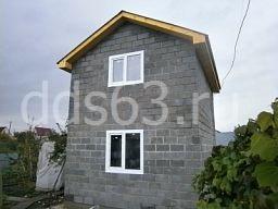 Строительство домов из керамзитобетона проекты пенопласт на бетон